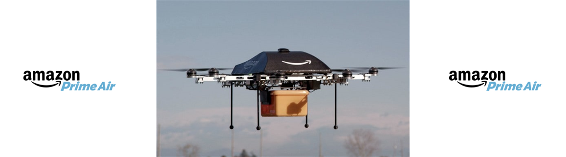 Whilst On Work Experience Lottie Wilkinson Yr10 Student From The Herts And Essex High School Investigated How Amazon Is Incorporating Drone Technology In